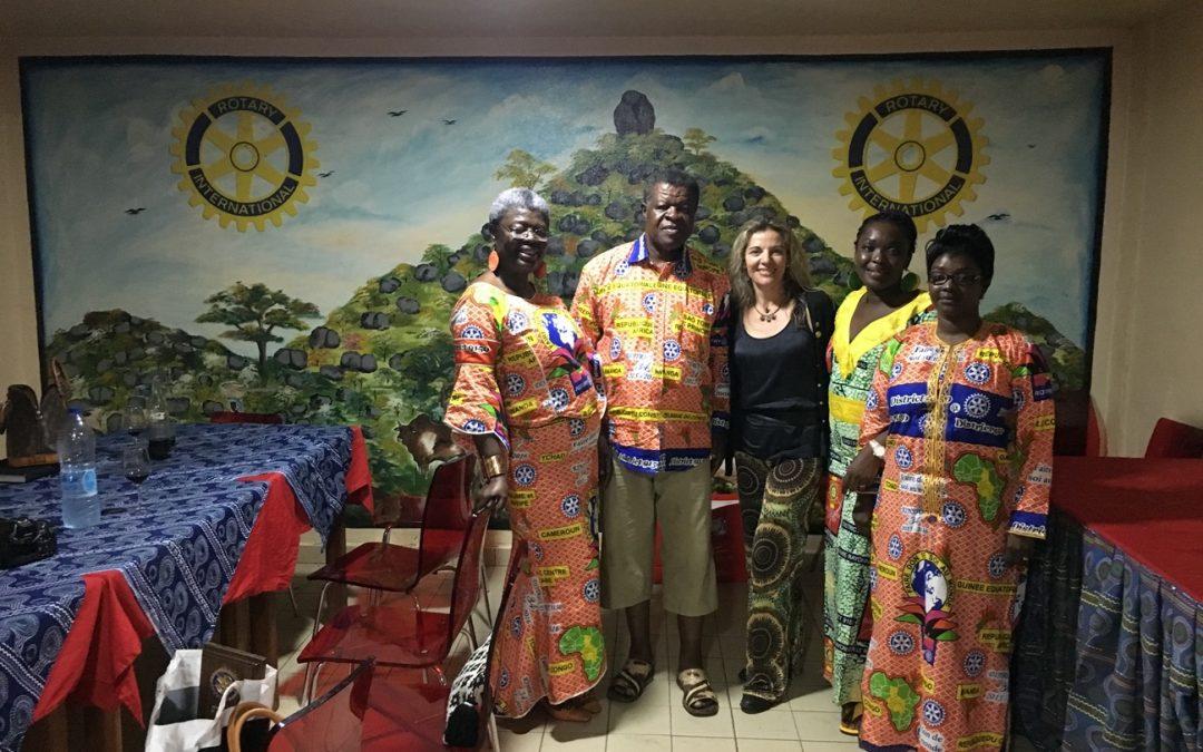 Leprosería de Camerún 2016-2017